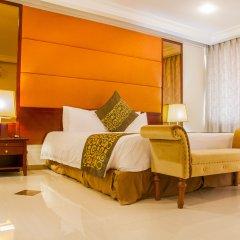 Отель Royal Nick 4* Президентский люкс
