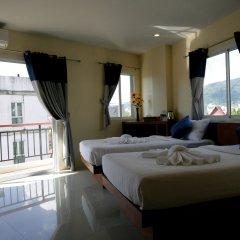 Calypso Patong Hotel 3* Стандартный номер с различными типами кроватей фото 4