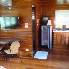 Отель Golden Teak Resort - Baan Sapparot 3* Бунгало Делюкс с различными типами кроватей