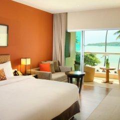 Отель Crowne Plaza Phuket Panwa Beach 5* Стандартный номер с различными типами кроватей фото 3