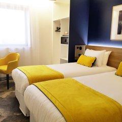 Отель Timhotel Berthier Paris 17 3* Представительский номер с различными типами кроватей