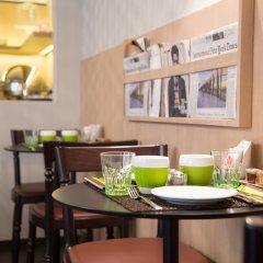 Отель Hôtel Le Marcel - Paris Gare de l'Est место для завтрака фото 4