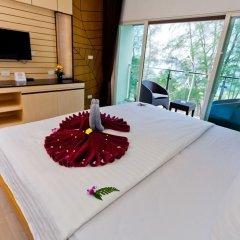 Anda Beachside Hotel 3* Номер Делюкс с различными типами кроватей фото 2