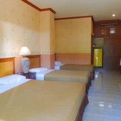 Отель Garden Home Kata 2* Стандартный семейный номер разные типы кроватей