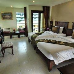 Отель La Vintage Resort комната для гостей фото 12