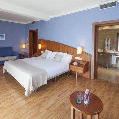 Delfin Hotel 4* Стандартный номер разные типы кроватей