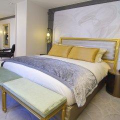 Отель Sofitel Paris Le Faubourg 5* Люкс разные типы кроватей