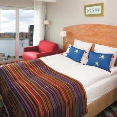 Tivoli Hotel 4* Улучшенный номер с разными типами кроватей фото 3