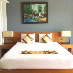 Отель Chalong Chalet Resort & Longstay комната для гостей фото 9