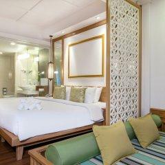Отель Katathani Phuket Beach Resort 5* Люкс с различными типами кроватей фото 5