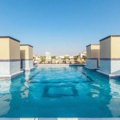 Golden Sands Hotel Apartments открытый бассейн фото 2