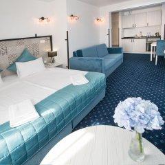 Апарт-отель Наумов 3* Семейные апартаменты разные типы кроватей