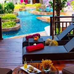Отель Intercontinental Pattaya Resort Стандартный номер