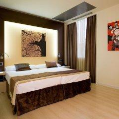Отель Melia Avenida de America 4* Полулюкс с различными типами кроватей