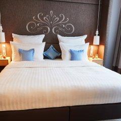 Steigenberger Hotel Muenchen 4* Улучшенный номер с различными типами кроватей