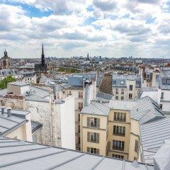 Отель Hôtel Le Marcel - Paris Gare de l'Est экстерьер