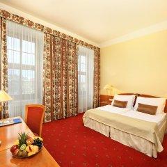 Отель Grandhotel Brno Брно комната для гостей