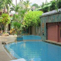 Отель Kata Garden Resort детская площадка