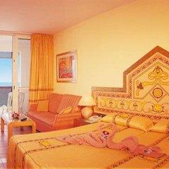 Отель Fuerteventura Princess 4* Стандартный номер разные типы кроватей