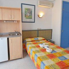 Apart-Hotel del Mar - Adults Only 2* Стандартный номер с различными типами кроватей