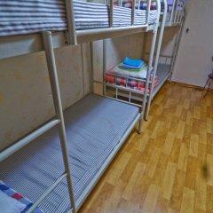 Отель Kimchee Hongdae Guesthouse Номер Делюкс с различными типами кроватей