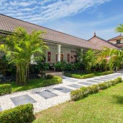 Отель Tropical Palm Resort Самуи сад фото 2