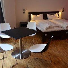 Five Elements Hostel Leipzig Улучшенный номер с различными типами кроватей фото 3