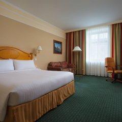 Гостиница Марриотт Москва Гранд 5* Улучшенный номер с различными типами кроватей фото 4