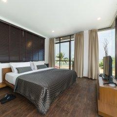 Отель X2 Hua Hin LeBayburi Pranburi Villa 4* Стандартный номер с различными типами кроватей фото 2