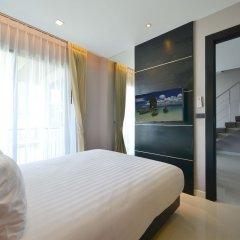 Отель The Charm Resort Phuket 4* Люкс с различными типами кроватей
