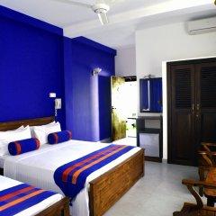 Отель Villa Baywatch Rumassala 3* Стандартный номер с различными типами кроватей