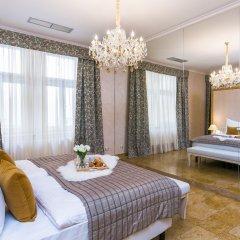Hotel Caruso 4* Номер Делюкс с различными типами кроватей