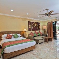 Отель Baan Souy Resort 3* Стандартный номер с разными типами кроватей
