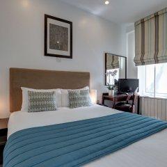 Отель Euston Square 3* Стандартный номер с различными типами кроватей