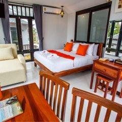 Отель Lanta Corner Resort 3* Вилла Делюкс с различными типами кроватей