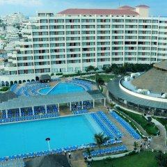 Отель Crown Paradise Club Cancun - Все включено Мексика, Канкун - 10 отзывов об отеле, цены и фото номеров - забронировать отель Crown Paradise Club Cancun - Все включено онлайн интерьер отеля
