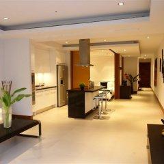 Отель Pearl of Naithon Апартаменты с различными типами кроватей