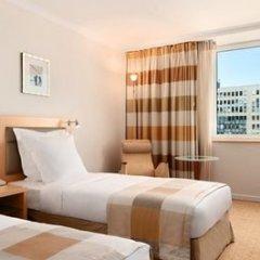 Отель Hilton Düsseldorf 5* Номер Премиум разные типы кроватей фото 8