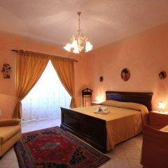 Отель Bed and Breakfast La Villa Номер Делюкс