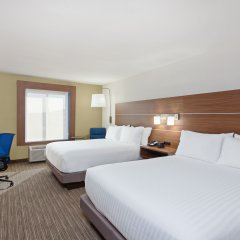 Отель Holiday Inn Express West Los Angeles 3* Стандартный номер
