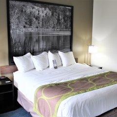 Отель Super 8 Emmetsburg 2* Стандартный номер с различными типами кроватей