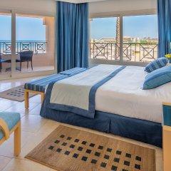 Отель Cleopatra Luxury Resort Makadi Bay 5* Полулюкс с различными типами кроватей