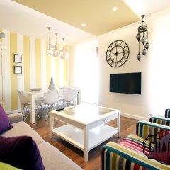 Отель Charming Exclusive La Latina Апартаменты Премиум с различными типами кроватей