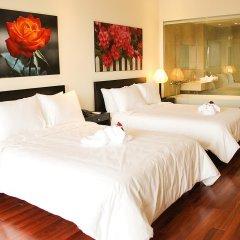 Отель Thanh Binh Riverside Hoi An 4* Номер Делюкс с различными типами кроватей