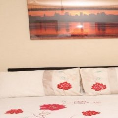 Отель Julius Lodge 2* Стандартный номер с двуспальной кроватью (общая ванная комната) фото 2
