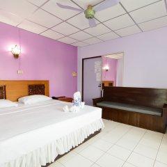 Отель Sananwan Palace 3* Улучшенный номер с различными типами кроватей