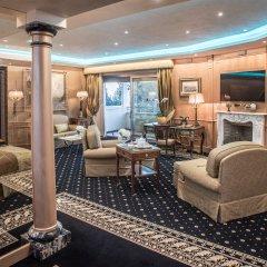 Отель Rome Cavalieri, A Waldorf Astoria Resort 5* Люкс с различными типами кроватей фото 2