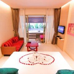 Отель The Kee Resort & Spa 4* Номер Делюкс с различными типами кроватей