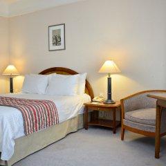 Гостиница Holiday Inn Moscow Seligerskay комната для гостей фото 4