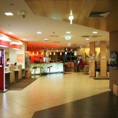 Гостиница IBIS Самара вестибюль